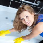 Как быстро отмыть ванну от желтого налета в домашних условиях